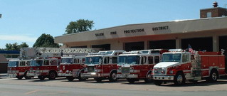 Salem Fire Protection District - Salem IL